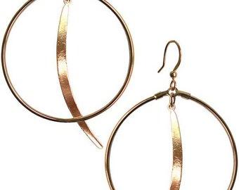 Edie Sedgwick Santa Barbara Earrings