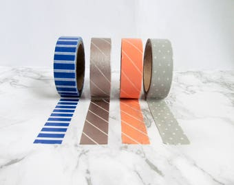 cute washi tape samples