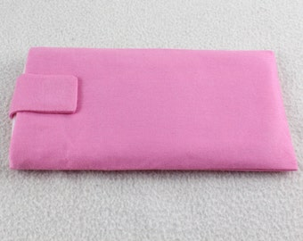 "Cellphone case ""Pink Cotton Candy"""