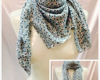Printed rayon ultra soft and elegant scarf