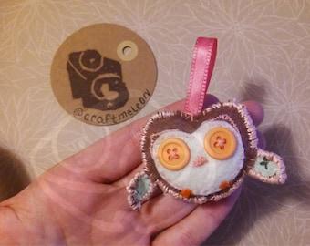 Little Felty Owl