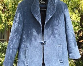 Vintage ladies jacket, size 12/14