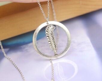 4pcs Silver Led Zeppelin four Symbols Pendant necklace gift idea ZH1N-S