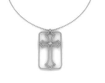 The Martyr Tag Necklace