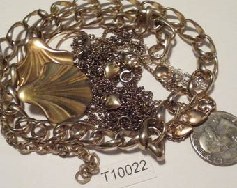 Vintage, Old stock, Jewelry lot, repair, Repurpose, Salvage, lot, finding lot, T10022