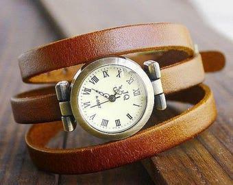TEST/ FAKE Wrap Watch