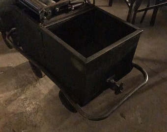 Industrial / Vintage / Antique Cart