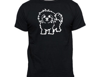MaltiPoo Dog T-Shirts | Cute Dog T-Shirts