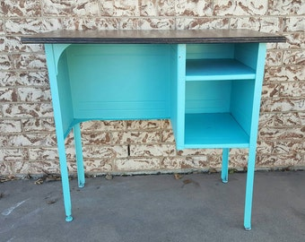 Restored Childrens School Desk