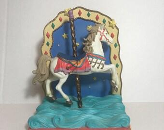White Horse Carousel