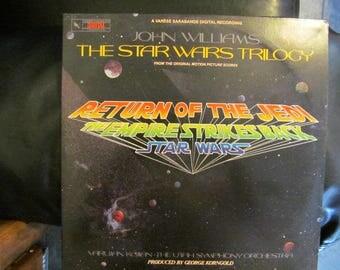 Star Wars Trilogy  John Williams