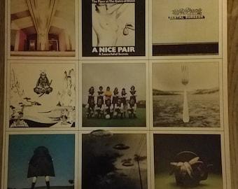 Rare Psych Rock 2 LP Pink Floyd A Nice Pair Gatefold Harvest Nick Mason Roger Waters Richard Wright Syd Barrett David Gilmour