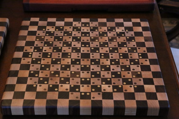 Optical Illusion 3d Cutting Board By Wyomingwoodcrafts On Etsy