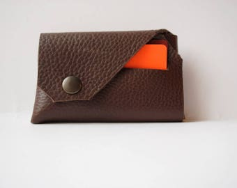 Men's/women's wallet credit card holder coin purse