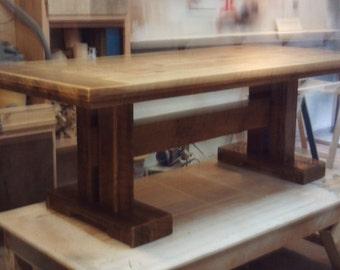 Heirloom Quality Barnwood Table
