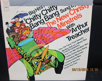 Big Hits From The New Christy Minstrels - Columbia Records