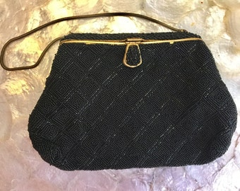 French Purse- Handmade 1940's