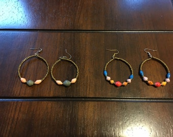 EAR 1 - Ugandan Earrings