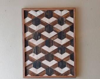 Hexagon/Honeycomb Wall Decor