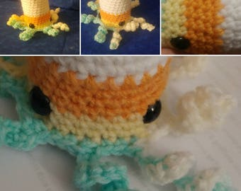 Amigurumi - Candie the Octopi - Octopus - Sealife - Ready to ship