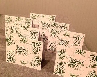Best Fronds Greeting Card (Set of 15)