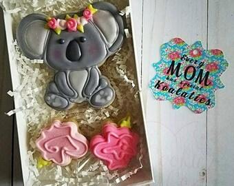 koala bear cookie cutter.