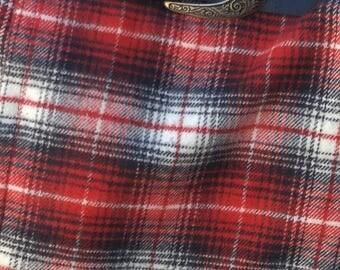 Kilt purse, Kilt, Tote, Messenger Bag