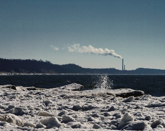 Cold Smokestack