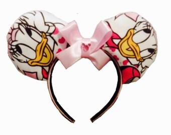 DAISY DUCK Mouse Ears