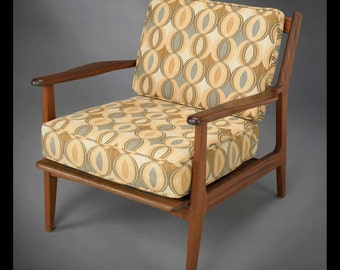 Draper reading chair
