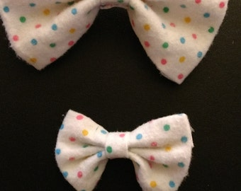 Baby and Me Hairbow Set