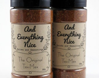 The Original Tex-Mex Taco Seasoning 80g