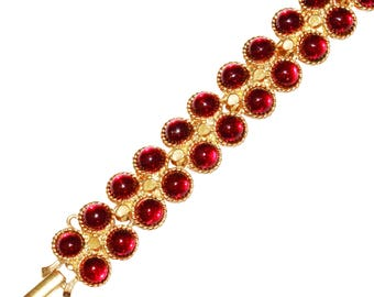 Bracelet VINTAGE - Neo Classic Red