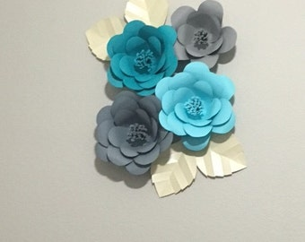 Elegant Giant Paper Flower / wall decoration