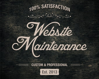 Website Help, Website Maintenance, Wordpress Maintenance, Website Update, Website Support, Wordpress Support, Hourly Package for Website