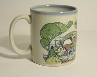 Stanley Papel Otagiri Hand Painted Mug