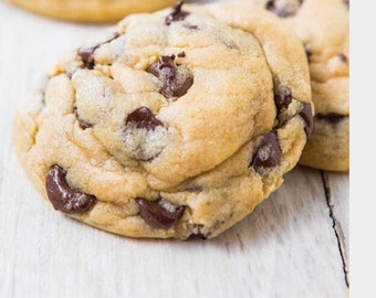 The very best chocolate chip cookie!