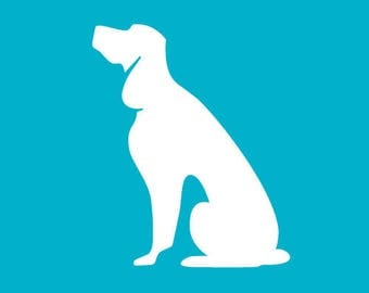 Springer Spaniel Car Decal