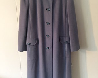 CHINESE CASHMERE COAT