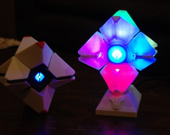 Programmable RGB Destiny Ghost