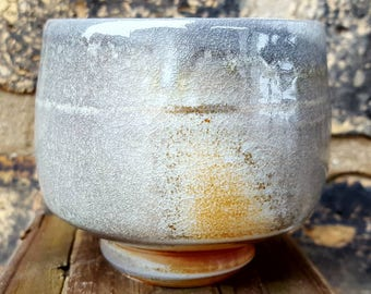 Soda Fired Yunomi / Whiskey Cup