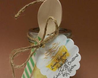 8 oz. Lemon Meringue Sugar Scrub