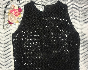 Disco Forever Crop