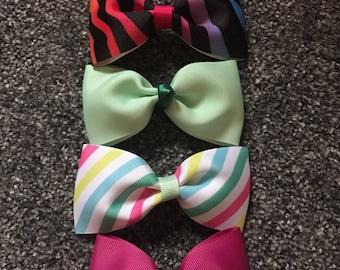 4 mini bows