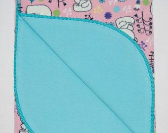 Receiving Blanket - Reversible