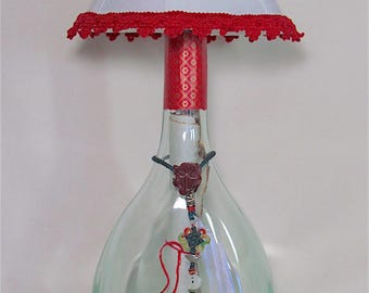 The Chinoise Lamp