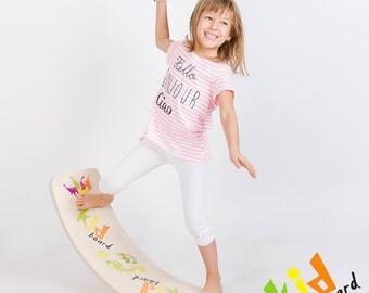 KidBoard / Waldorf Rocker Board / Balance Board /