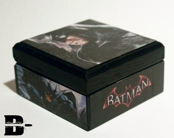 Batman Keepsake Box