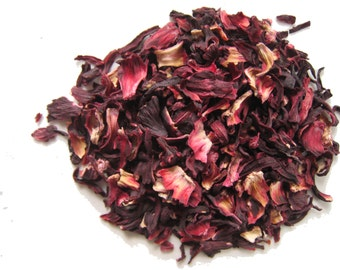 Healthy Chamomile Hibiscus Parrot Tea
