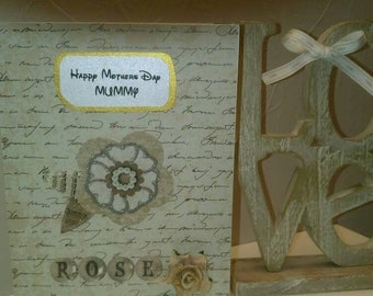 Happy Mothers Day - Mummy A5